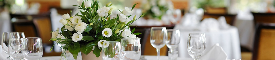 Fitzwilliam Arms Hotel: Decorated Head Table